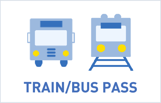 TRAIN/BUS PASS